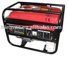 open frame gasoline generator