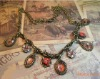 occident fashion Vintage Baroque necklace jewelry stone necklace pendant
