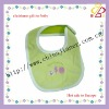 Colorful designer baby bibs , baby product