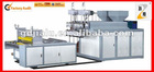 Double-layer extruding and film casting machine(stretch film making machine)