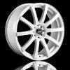 "18"" Asuka KE10 car wheel with Under Cutting Technology"