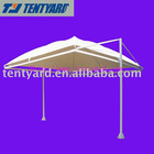 heavy duty steel carport and caravan