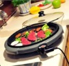 Electric Kitchen coutertop Skillet grill pan