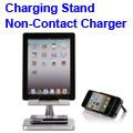 For iPad Charging Stand and for iPhone 4/iPhone 4S Non-contact Charger