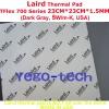 Best Quality 5.0 W/m-K, Thermal Pad 23CM*23CM*1.5MM, Laird Tflex 700 Series Gap Filler Material