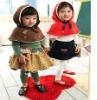 2012 fashionable kids cloak