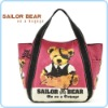 Japan fashionable shopping bag. oem small qty order available ,fashion leather bags two colors available china best manufacterur