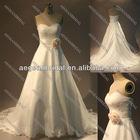 Style R111414 sweetheart lace corset A line vestidos de novia
