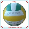 Blue-yellow-white laminated volleyball balls SV512