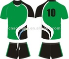 latest mens dry fit 100%polyester sublimation rugby shirts rugby wear