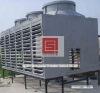 Energy Saving Low Noise Fiberglass FRP GRP Cross Flow Cooling Tower