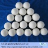 92% alumina white ball for ceramic ball mill (hardness>9)