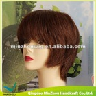 Wholesale Short Brazilian Human Hair Bob Lace Front Wig
