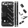 For iphone 4G Color Middle Plate Black
