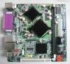 Fanless Thin Client MINI PC W04ED with 8G SSD ATON N270 MINI-ITX board