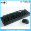 Popular Wireless Multimedia Keyboard And Mouse Combo