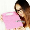 Jeans Carry bag pouch sleeve stand case for ipad 3 for ipad 2