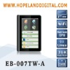 7 Inch Touch Panel E-book