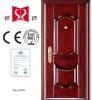 2012NEW stainless steel door CE/ ISO9001 SS-A001 modern steel main door