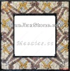 marble mosaic for mirror frame