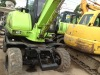 Used Hyundai Mini Wheel Excavator 60W-5 in excellent condition and good price