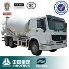 Beiben/north benz 6*4 concrete mixer truck