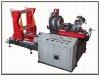 Shengda/BADA SHM630 thermoplastic pipes saddle fitting fusion welding machine for making reducer