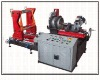 Shengda/BADA SHM630 thermoplastic pipes saddle fitting fusion welding machine for making reducer