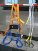Full body electrical safety belt