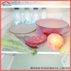 food grade soft and eco-friendly silicone cling film