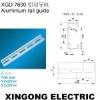 steel rail,aluminum rail,XGD7600
