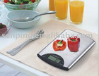 Slim&stainless steel Kitchen scale