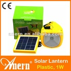 Multi-function 1W Rechargeable Light With Solar Energy Supply For China Manufacturer