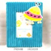 KIDS FABRIC Photo Frame(UFO Theme)