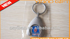 Trolley Coin Keychain with Zinc Alloy Holder/Customzied Logo