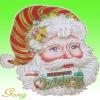 Hot Christmas Sticker