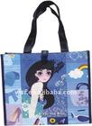 fresh cartoon-designed non wovon bag
