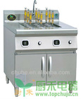 Heavy duty induction noodle stove for restaurant
