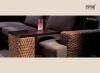Rattan Furniture / modern sofa/ hotel sofa