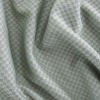 100% polyester embossed gird Fabric
