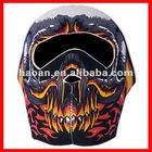 Red Evil Skull ski snowboard mask neoprene NSM-032