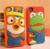 hot sale soft case for iphone 4 gift