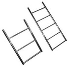 straight ladder section weldable