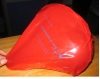pvc bicycle seat cover