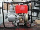 KDP20 2'' Small Clean Water Impeller Diesel Motor Pump Set
