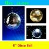 8'' Disco Mirror Ball for mini stage