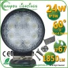 24W led worklamp led auto light flood light