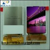1.8 inch Matrix TFT LCD panel (PJ18A001)