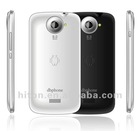Cheapest 4.5 inch mtk6577 china mobile phone