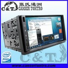 CPCMX 6.95 inch 2 Din Car PC, In-Car PC, Car Auto PC